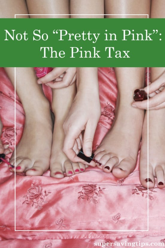 The pink tax, where women are charged more for products simply because they are women, is completely unfair. Here's what you need to know to fight back.