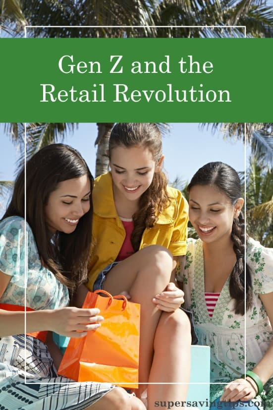 As the generations change, a massive retail revolution is occurring. Here's why the old retailers are closing and the new retailers are technology-driven.