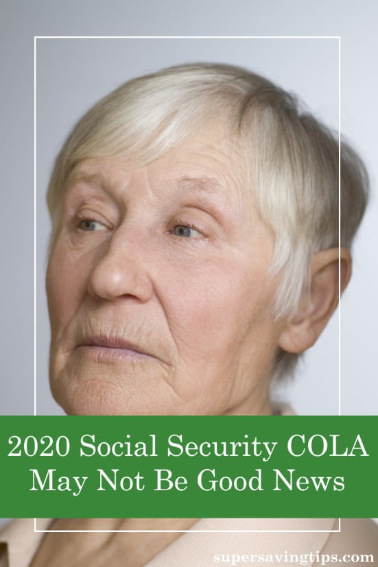 For those relying on government benefits, the Social Security COLA 2020 may be a disappointment. While an increase is expected, it isn't very much.