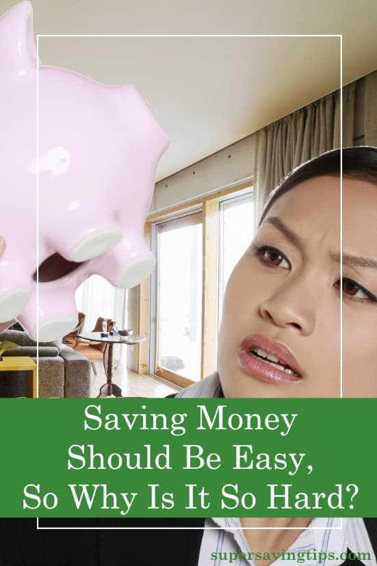 Saving money isn't as easy as it should be, so follow these saving money tips to increase your funds.  Every little bit helps!