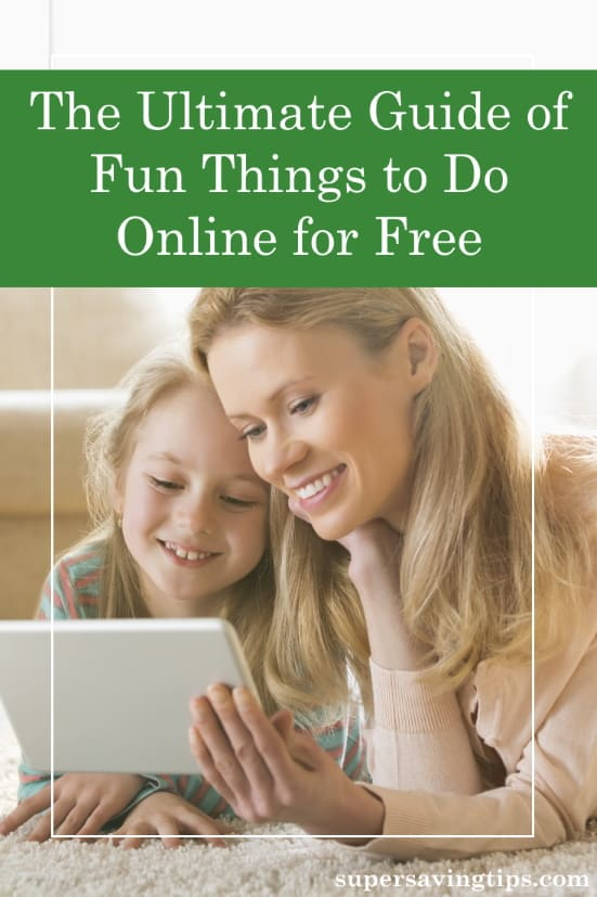 To keep you entertained while you're hunkered down at home, here are fun things to do online for free, including classes, performances, and field trips.
