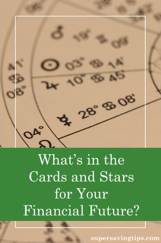 Can astrology and tarot cards tell you something about your financial future? Learn more about these  practices and what they have to say about your path.