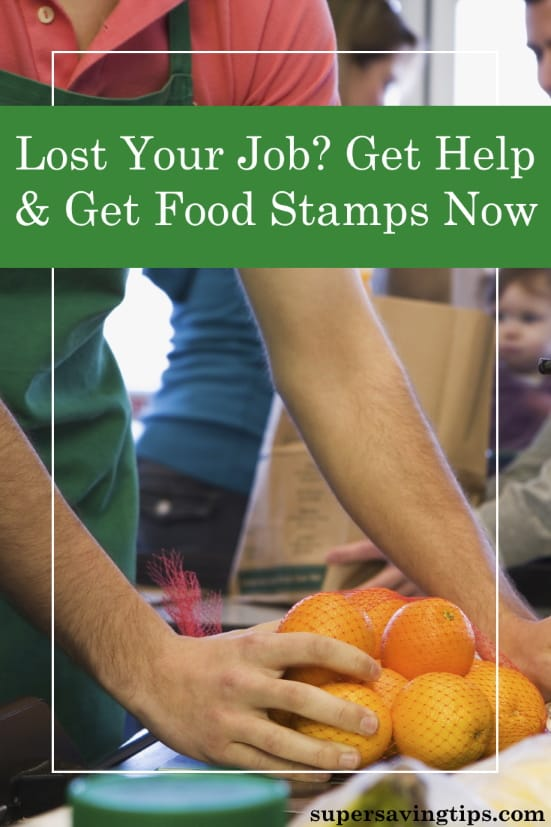 If you've lost your job and need help with food, you may be eligible for food stamps now. Read on for the details and rules.