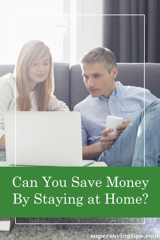 Staying at home is the safest place you can be right now, but it's also the place where you can save money. Here are several ways you're saving at home.