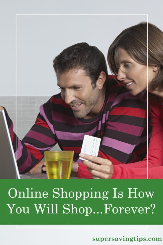 Online shopping has been around a long time and is flourishing with current events. But will it be the way we shop from now on?