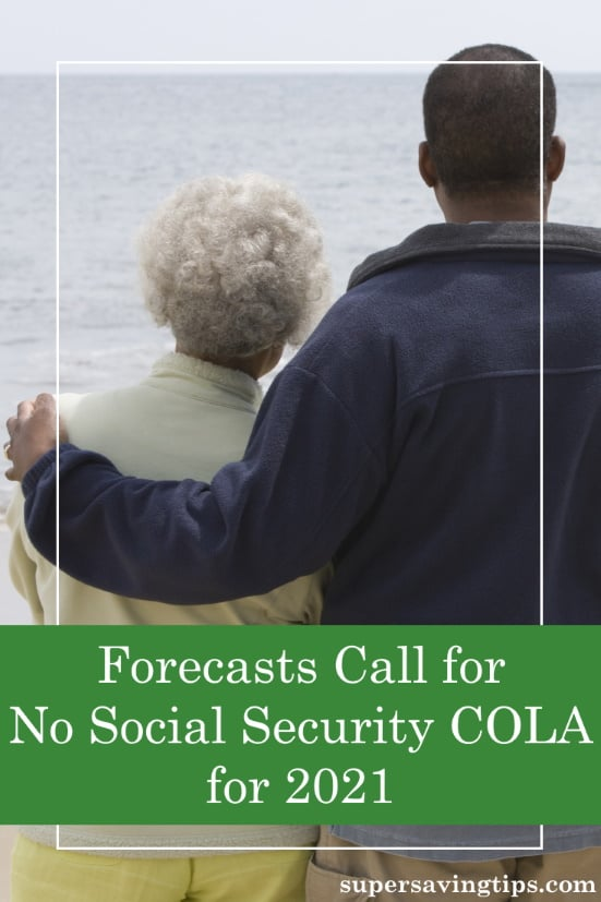 While forecasters predict there will be no Social Security COLA for 2021, there's more to know. Read on about deflation and what it means for the future.