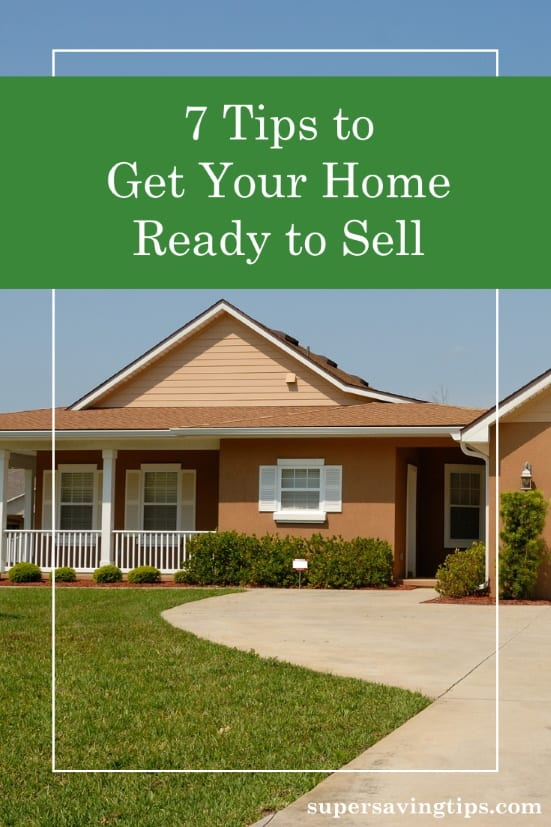 If you're getting your home ready to sell, it's important to spruce it up a bit to maximize your home's value. Here are some of the best ways to prepare.