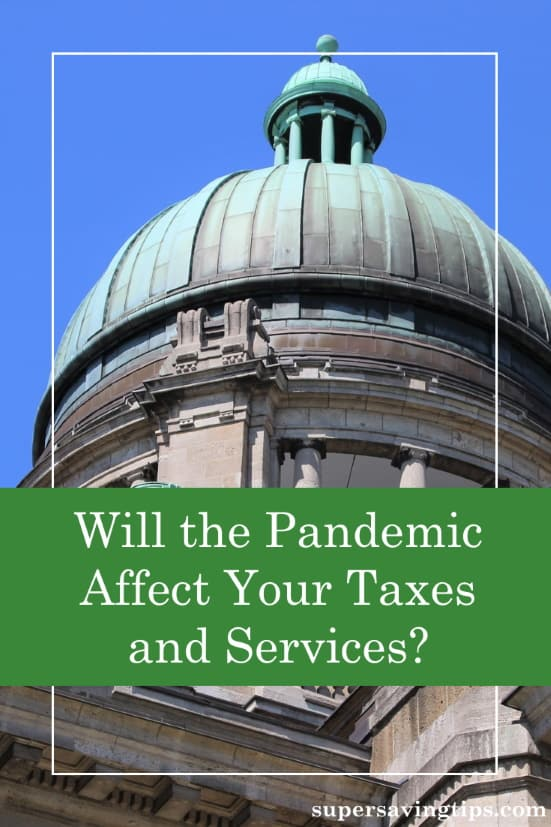 As the pandemic continues, the economic effects are troubling. How will it affect your taxes and services? Will there be a property tax increase?