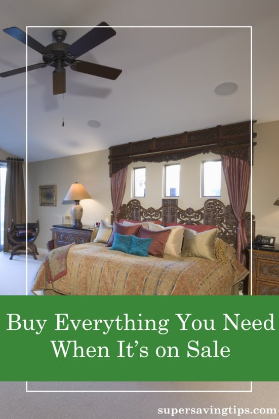 To save money on what you need, always buy on sale! Here's when and how to buy everything from homes and cars to clothing and home furnishings.