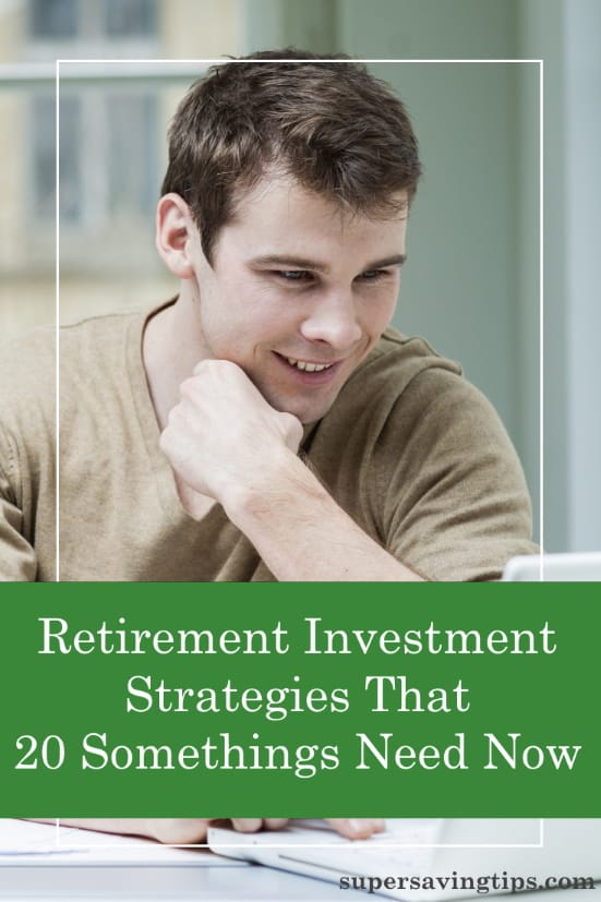 There's no better time to start planning for retirement than the beginning of your career. Here are some tips for investing for 20 somethings.