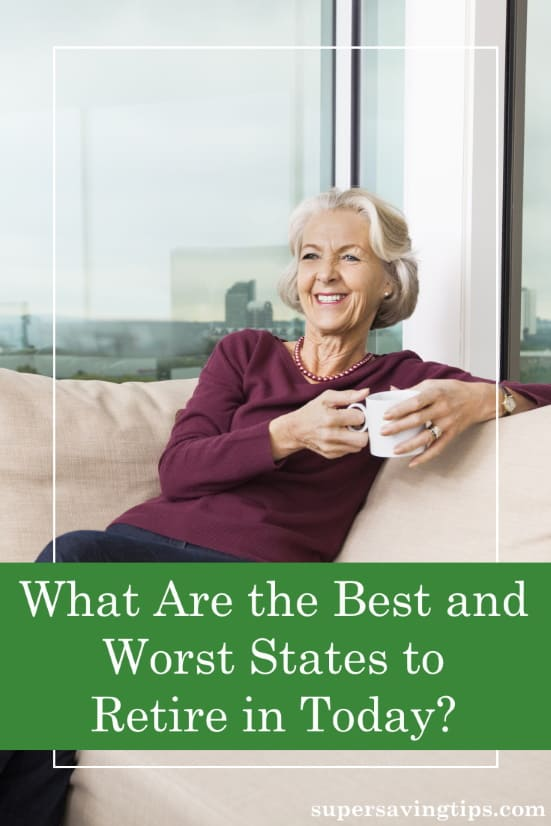 When deciding where to retire, there are many factors to consider. Here are some of those considerations as well as the best and worst states.
