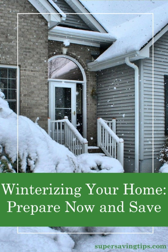 The seasons are changing and winterizing your home should be on your to do list. This checklist will help you prepare your home and help save you money.