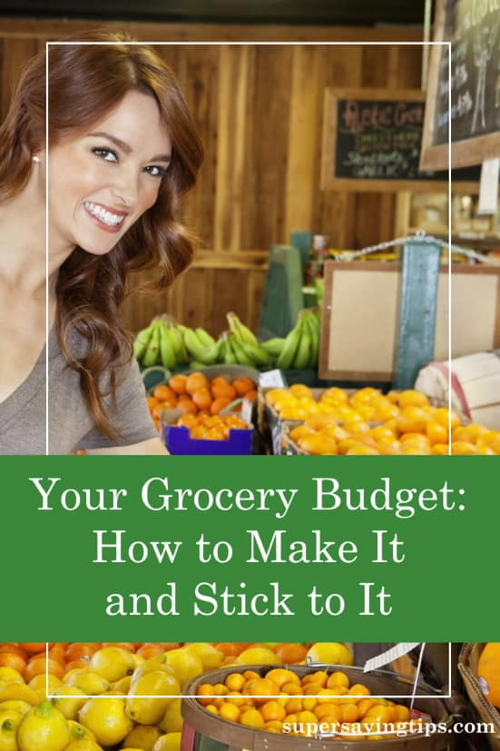 Whether you're making a grocery budget for the first time, or simply trying to save more, these tips will help you reach your goals.