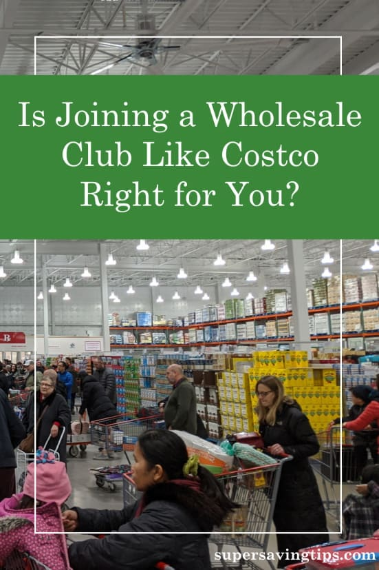 Joining a wholesale club might be able to save you money, or it just might cost you. Here's how to tell if a wholesale club is right for you.