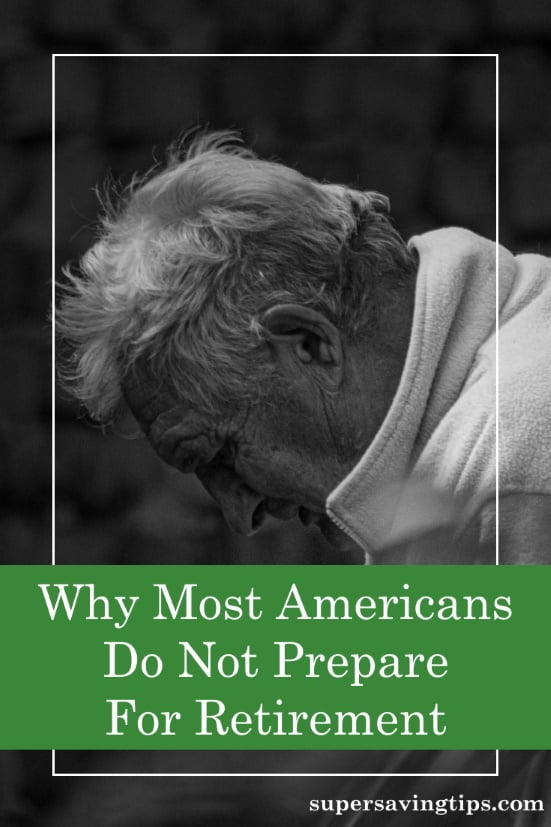 Have you done what you need to in order to prepare for retirement? Most Americans haven't prepared properly. Here's why and what can be done.