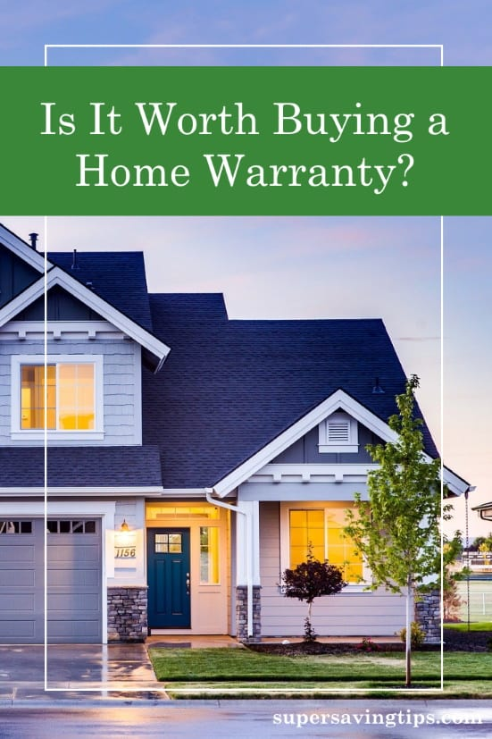 A house you might want to protect with a home warranty
